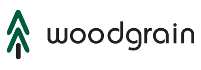 Woodgrain logo