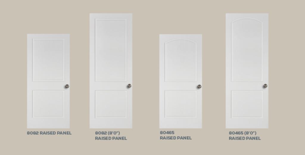 Simpson Redi-Prime doors