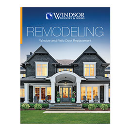 Windsor remodeling brochure image