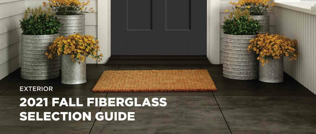 Masonite Fiberglass Selection Guide